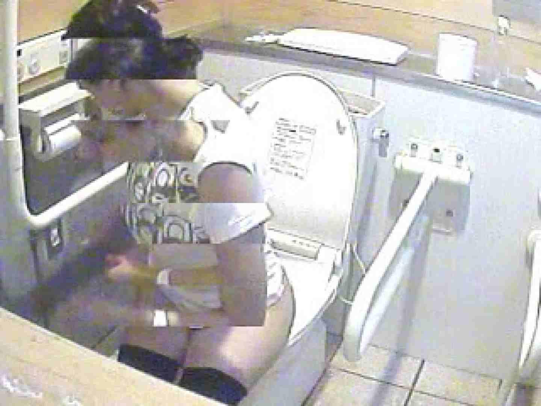 水着ギャル洋式洗面所 Vol.3 トイレで放尿 | ギャルライフ  95pic 19