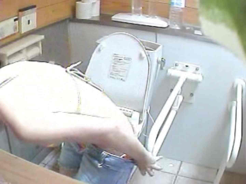 水着ギャル洋式洗面所 Vol.3 トイレで放尿 | ギャルライフ  95pic 46