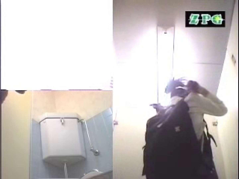 女子洗面所 便器に向かって放尿始めーっ AHSD-3 チラ   排泄  38pic 29
